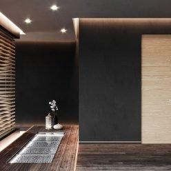 controtelaio filo muro per porte scorrevoli